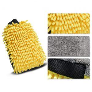 Găng tay rửa xe chống trầy GRX2618XVD Car Wash Mitts