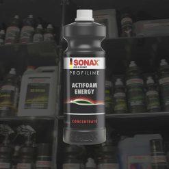 Nước rửa xe bọt tuyết Sonax Profiline ActiFoam Energy 618300 1L
