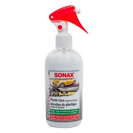 Bảo Dưỡng Nhựa Trong Ngoài Xe Sonax Plastic Care Interior & Exterior 205141 300ml