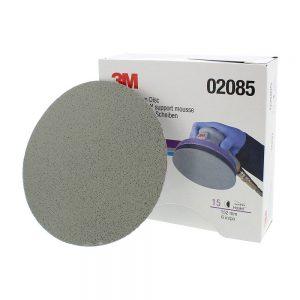 Giấy nhám đánh bóng P3000 3M Trizact 6 inch 02085