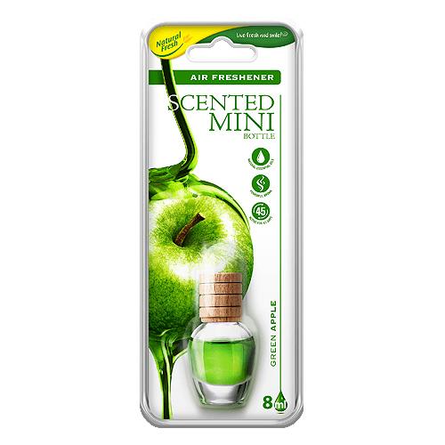 Natural Fresh Scented Mini Bottles