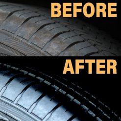 Chai Xịt Bảo Dưỡng Lốp Xe Ô Tô Liqui Moly Tire Bright Foam 400ml