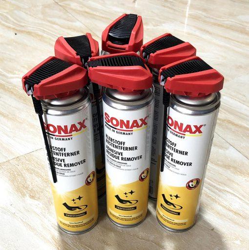 Dung Môi Tẩy Băng Keo Sonax Adhesive Residue Remover 400ml