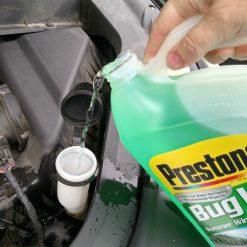 Nước Rửa Kính Prestone Windshield Washer Fluid 3.78L