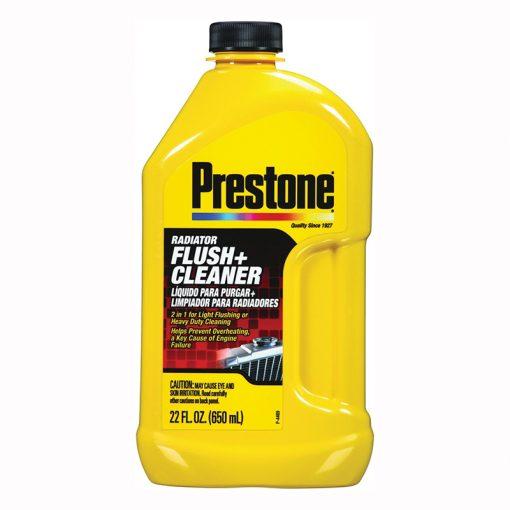 VỆ SINH KÉT NƯỚC PRESTONE RADIATOR FLUSH CLEANER 650ML