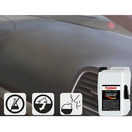 Bảo Dưỡng Nhựa Trong Ngoài Xe Sonax Plastic Care 5L