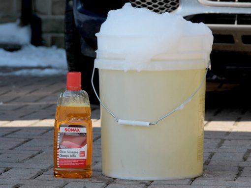 Nước rửa xe ô tô Sonax Gloss Shampoo 1000 ml