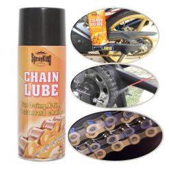 Chai dưỡng sên (xích) Sprayking Chain Lube
