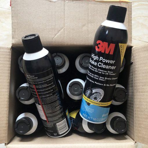 Vệ sinh phanh đĩa dầu mỡ 3M Brake Cleaner 08880