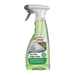 Nước lau Làm sạch và trong kính Sonax Clear glass 500ml