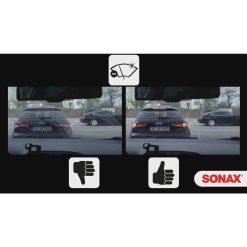 Nước rửa kính cao cấp Sonax Xtreme clear view 1 100 NanoPro - phongson.com