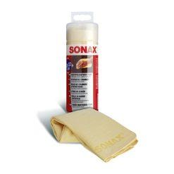 Khăn lau khô da tổng hợp Sonax Synthetic chamois