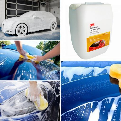 Nước rửa xe bọt tuyết 3M Auto Repair Car Wash Foam 10 lít