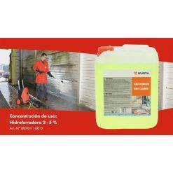 Dung dịch tẩy rửa đa năng Wurth BMF workshop cleaner 08931182 5L - phongson.com
