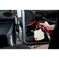 Súng làm sạch chuyên nghiệp Wurth TOP GUN để vệ sinh làm sạch bề mặt trên xe (hay súng dọn nội thất ngoại thất ô tô).