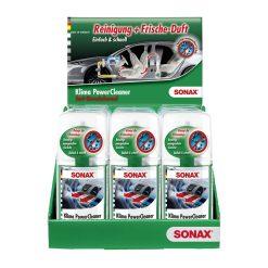 Khử mùi điều hòa Sonax Car AC cleaner counter display 323100 100ml