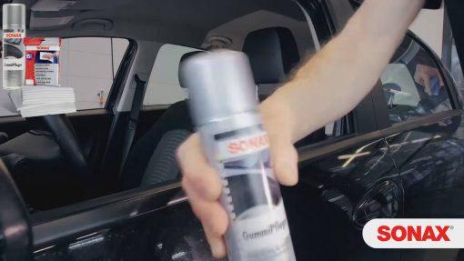 bảo dưỡng cao su Sonax Rubber protectant - phongson.com