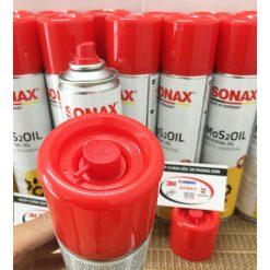 Dầu chống rỉ bảo vệ khoang máy ô tô Sonax Mos2Oil 39400 400ml - phongson