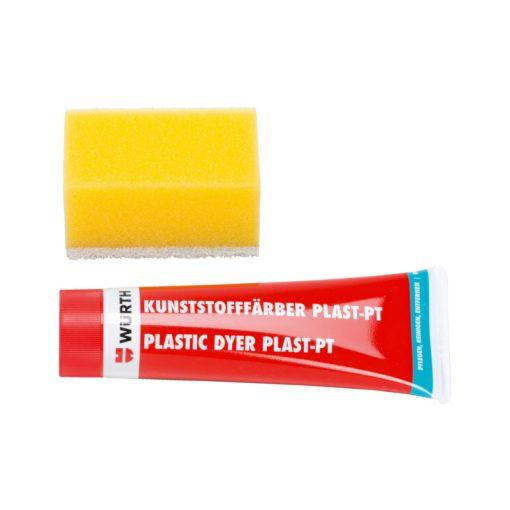 Nhuộm nhựa đen Wurth Plastic Dye Plast PT 08932801 - phongson.com