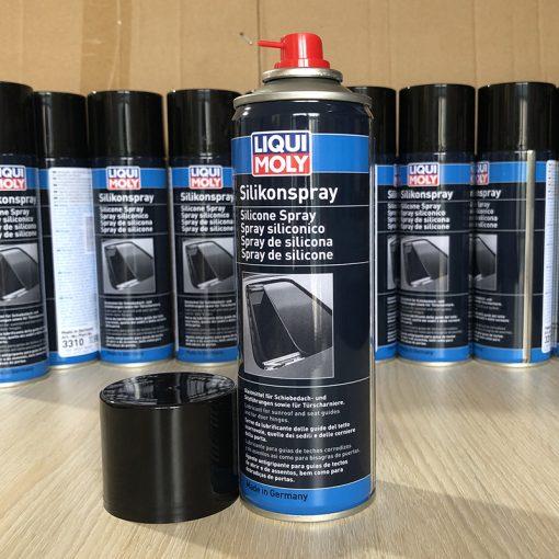 Chai xịt silicone Liqui Moly Silicone Spray 300ml
