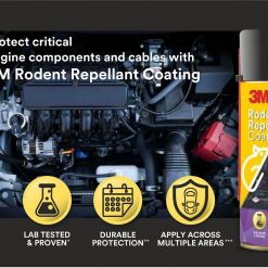 Chai xịt chống chuột 3M Rodent Repellant Coating 250g