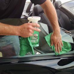 Khăn lau kính xe Sonax 450941 Glass Finishing Cloth 3 chiếc