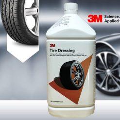 Bảo Dưỡng Khoang Máy Lốp Xe Ô Tô 3M Tire Dressing 3.8L