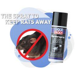 Chai Xịt Xua Đuổi Chuột Liqui Moly Marten Spray 200ml