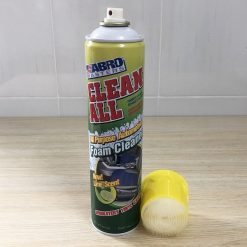 Vệ Sinh Khử Mùi Nội Thất Ô Tô Abro Foam Cleaner 650ml