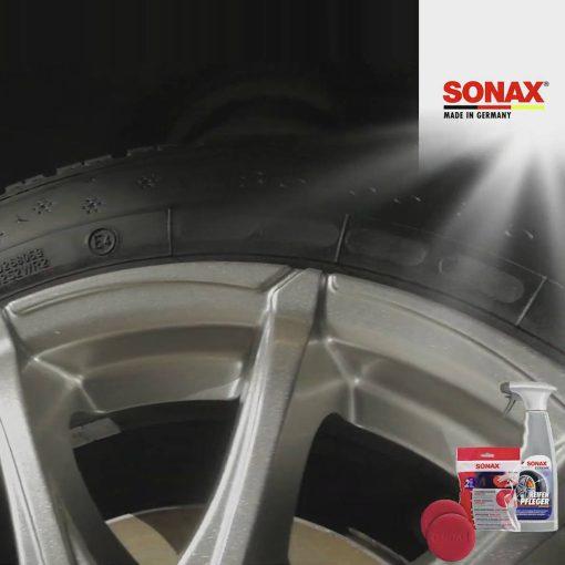 Bình Xịt Bảo Vệ Lốp Xe Oto Sonax Xtreme Tyre Care 500ml
